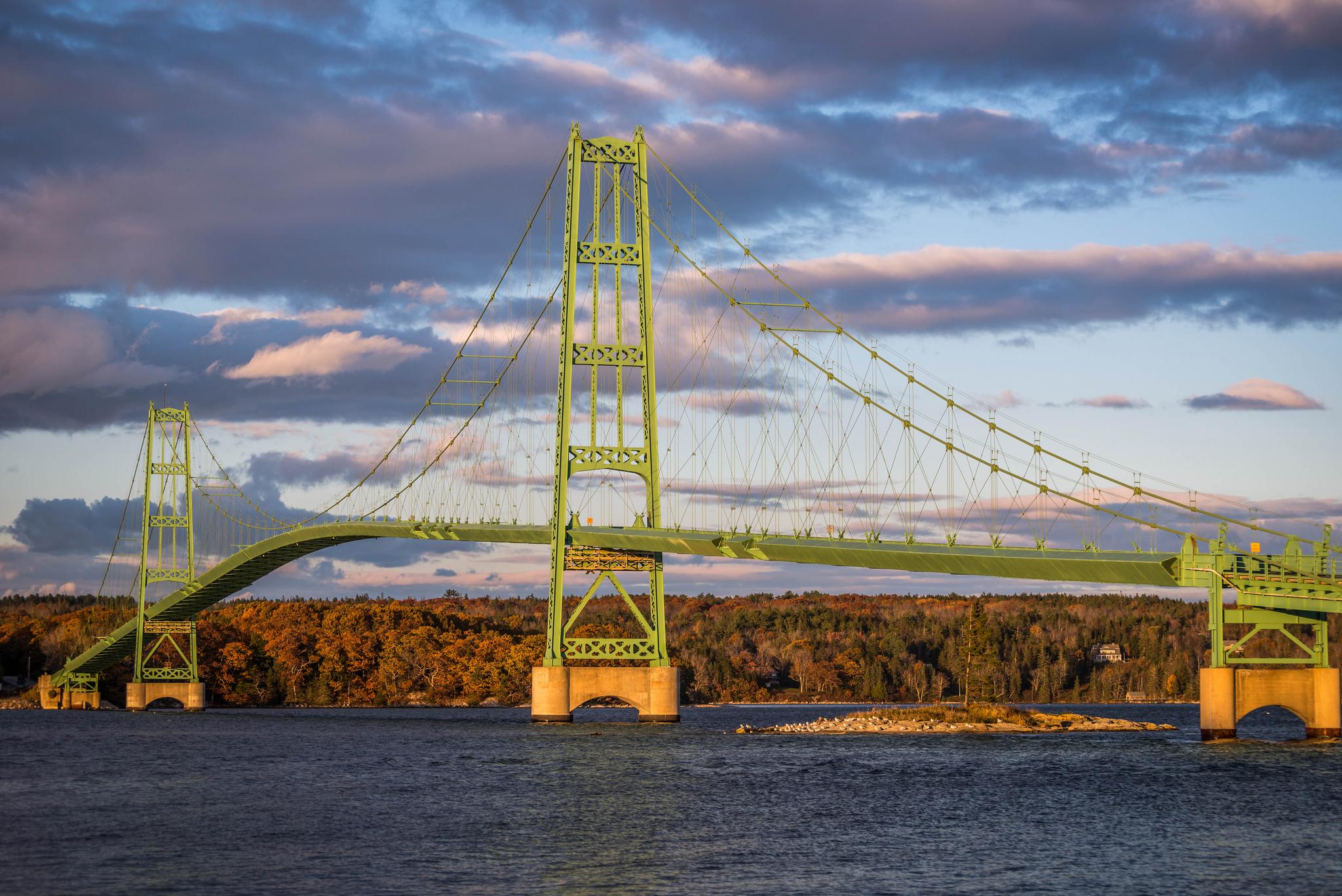 Deer Isle-Sedgewick Bridge | © Matthew Baron/Flickr
