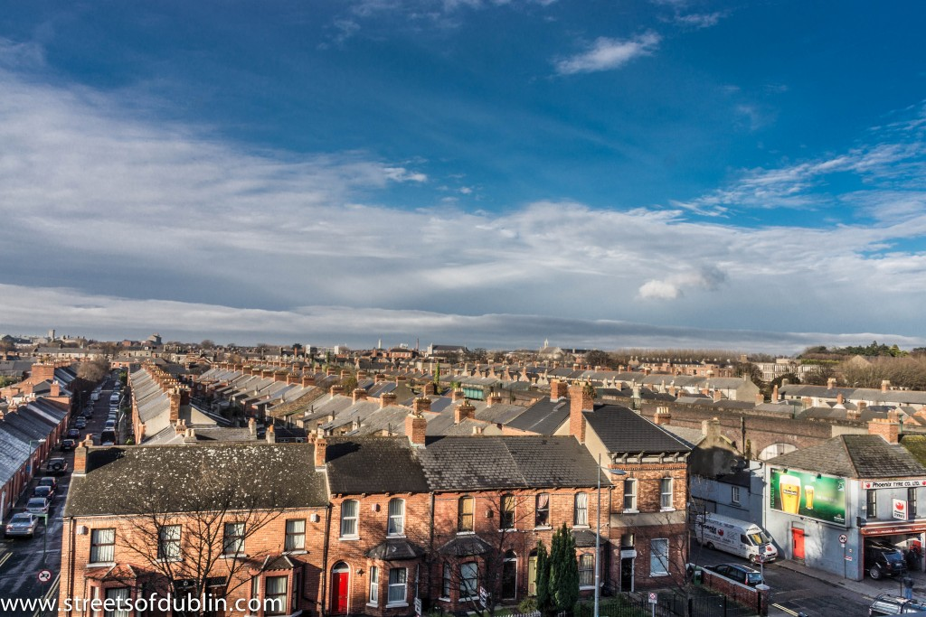 North Dublin from Croke Park | © William Murphy/Flickr