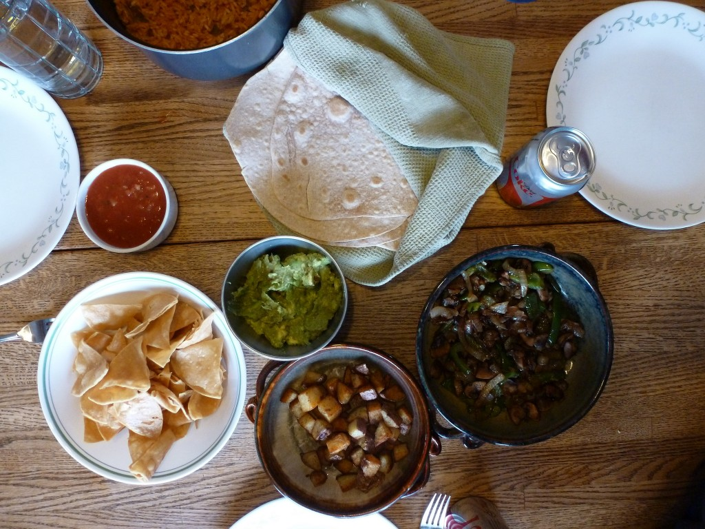 A Mexican feast | © Denise Krebs