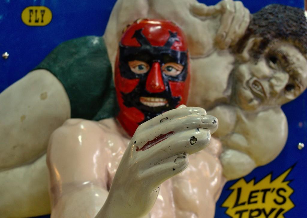 The Arm Wrestler © Tom Hilton/Flickr