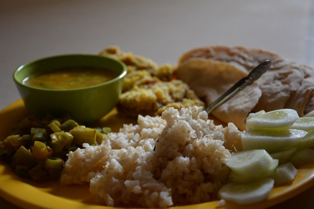 An Indian thali | © Yesudeep Mangalapilly