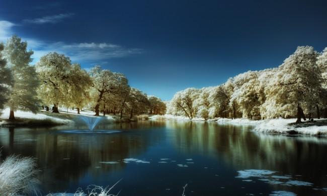 Randol Mill Park © greg westfall/Flickr