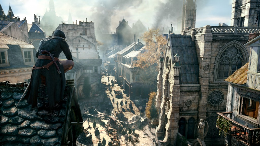 Assassin's Creed Unity | © Xbox