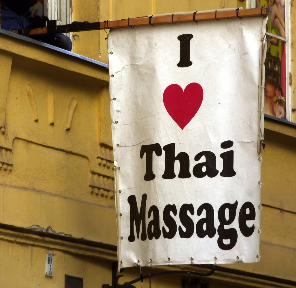 Everything You Ever Wanted To Know About Thai Massage