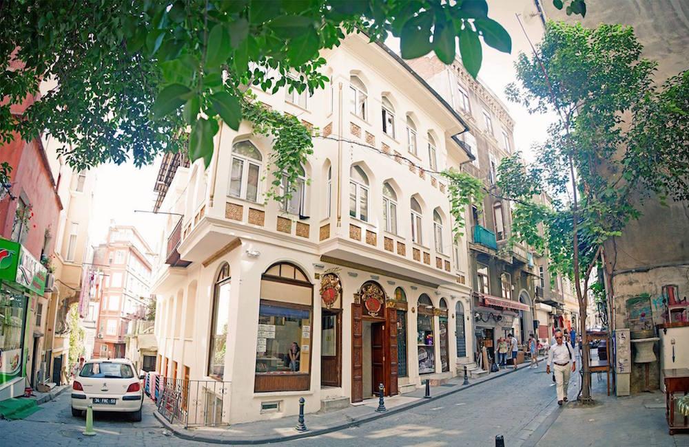 Ağa Hamamı was originally constructed as a private hunting house © Courtesy of Ağa Hamamı