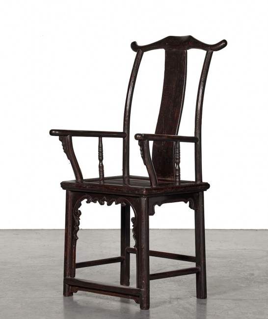 Ai Weiwei, Fairytale - 1001 Chairs, Qing dynasty wooden chair © Sotheby's