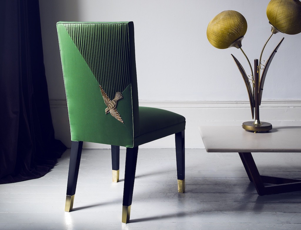 The Paradise Chair | Courtesy of Aiveen Daly
