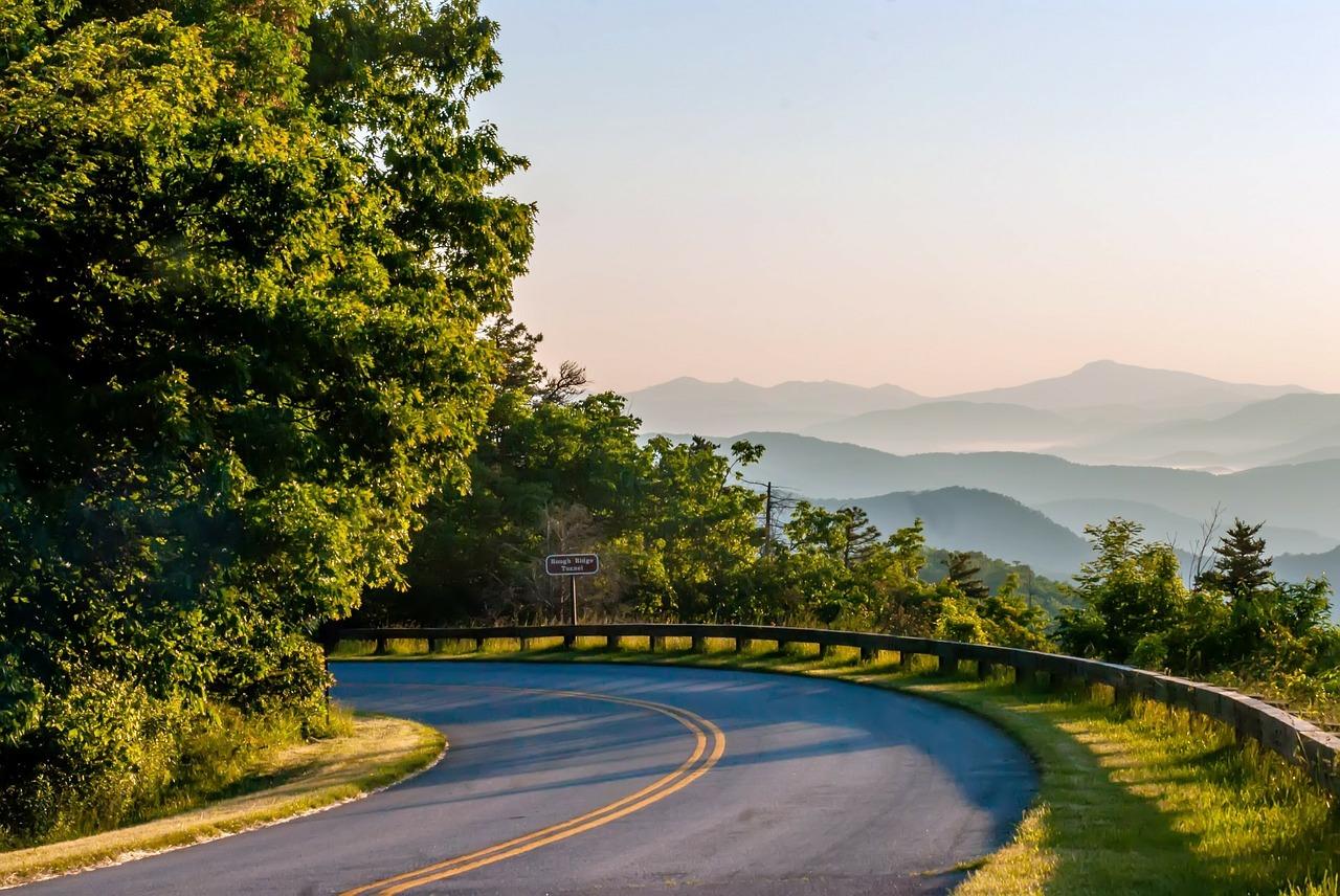 Blue Ridge Parkway | Public Domain/Pixabay