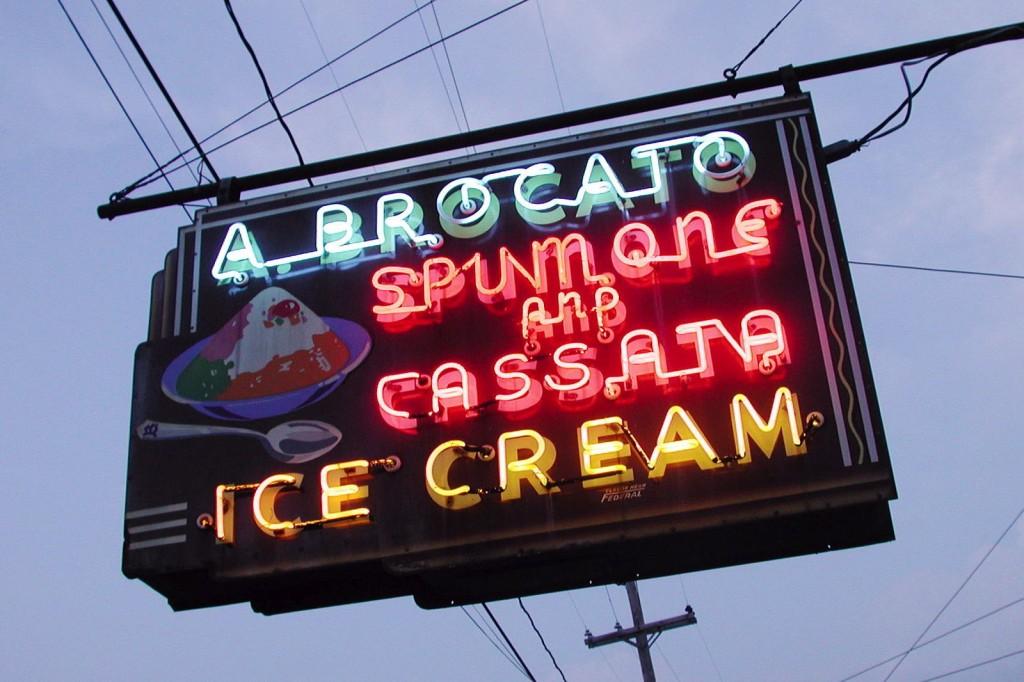 Locally Famous Angelo Brocato Ice Cream | © b.rox aka/WikiCommons
