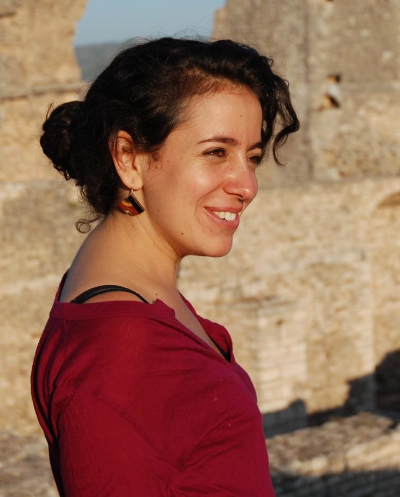 Director Leyla Bouzid. (Photography by Sébastien Goepfert)
