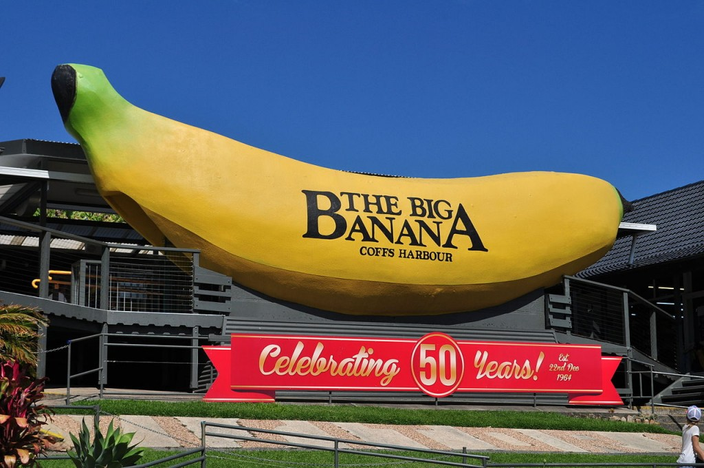 The Big Banana | © WikiWookie / WikiCommons
