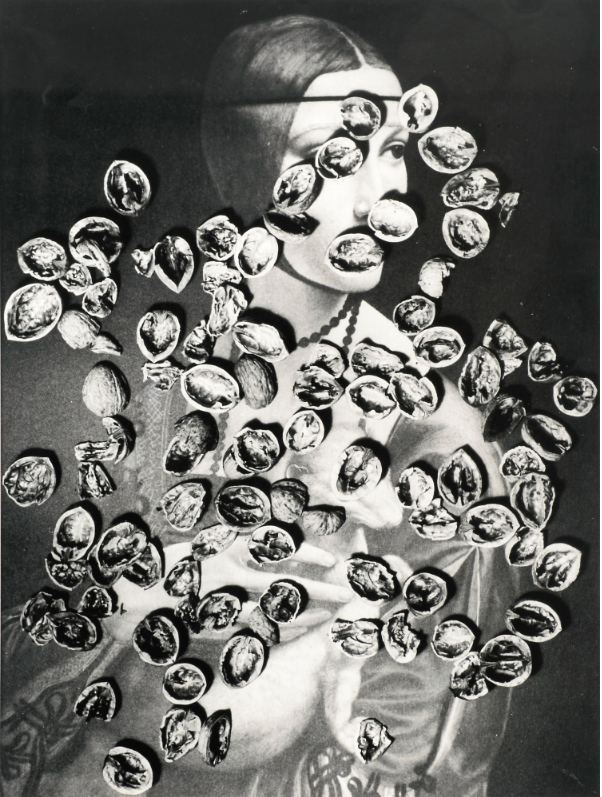 Běla Kolářová, Czech lady With Ermine And Shells, 1963|Image courtesy of The Arts Club