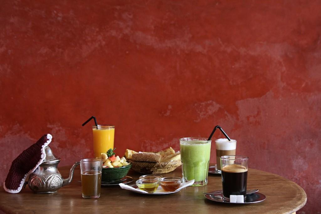 Cafe des Epices © The Oasis Festival