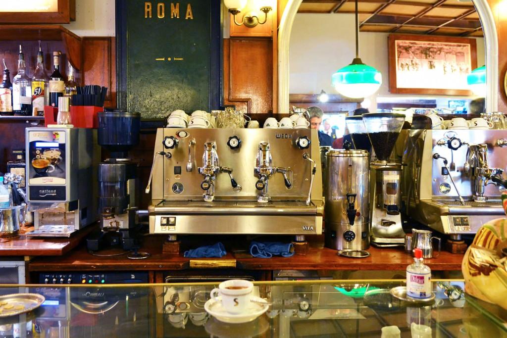 Sciascia Caffè   © Livia Hengel