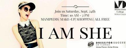 I Am She Swap Festival, Miami | Dress For Success, Florida