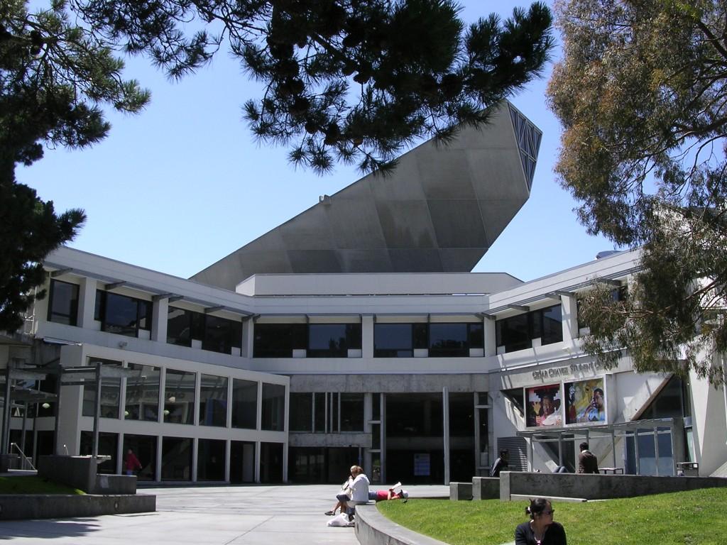 Cesar Chavez Student Center © Briantrejo/Wikimedia