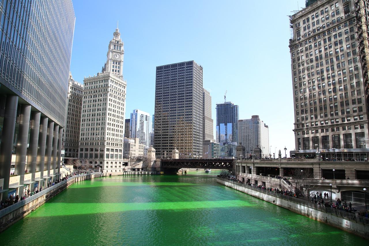 Chicago River | Public Domain/Pixabay
