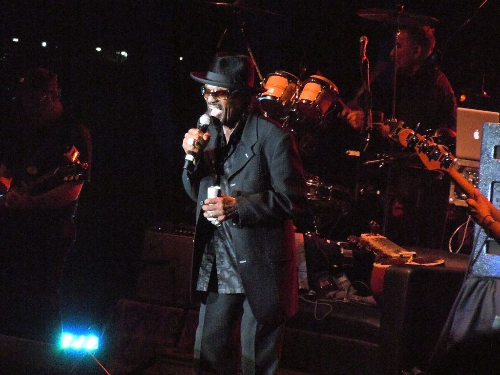 Chuck Brown Performs |© Mary Taylor/WikiCommons