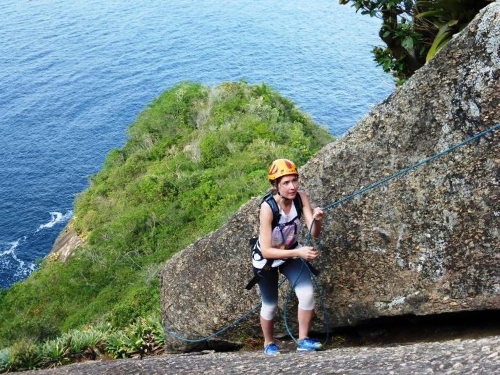 Rock climbing |© courtesy of Rio Adventures tour operators