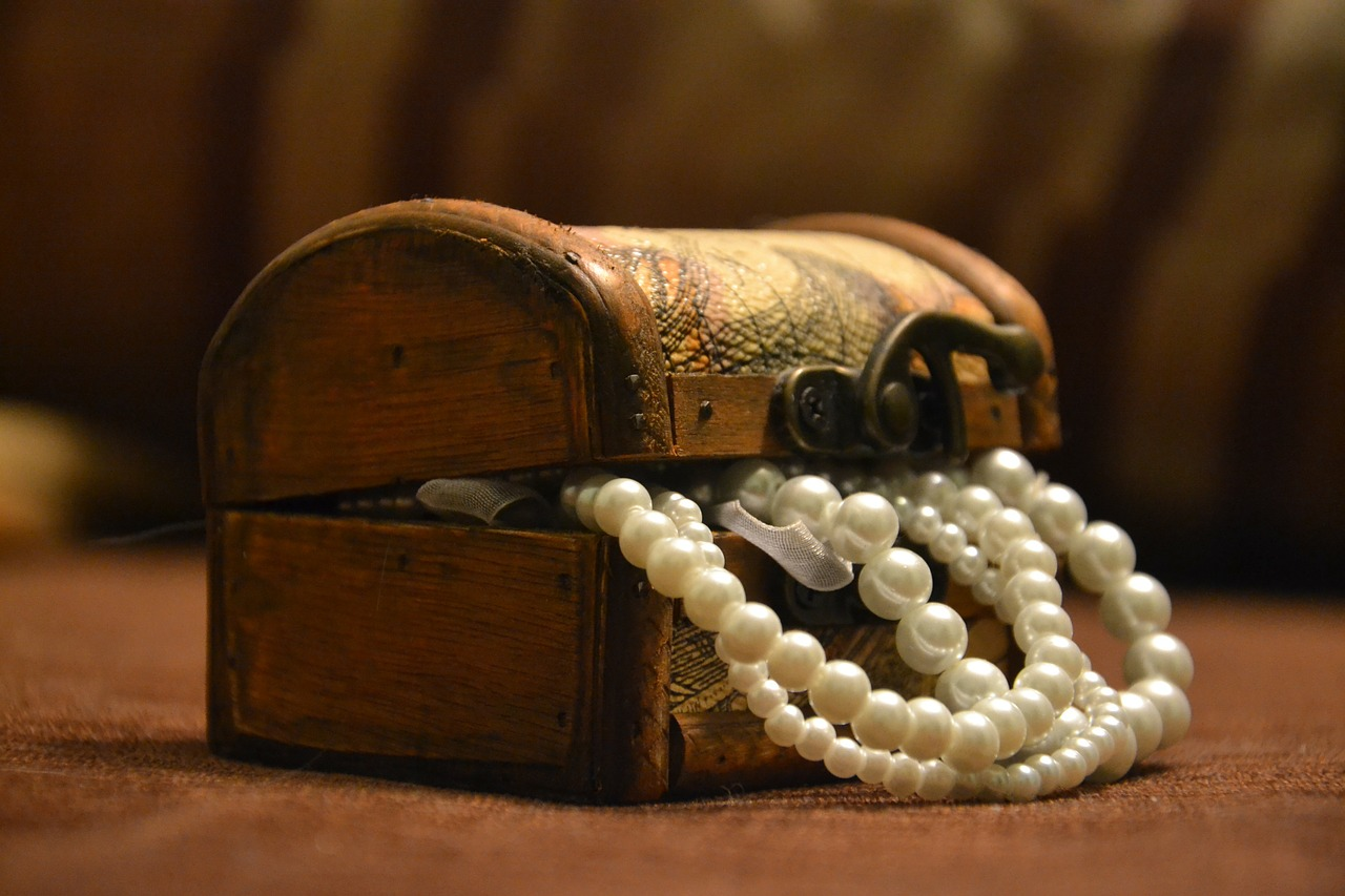 Pearls © Pixabay