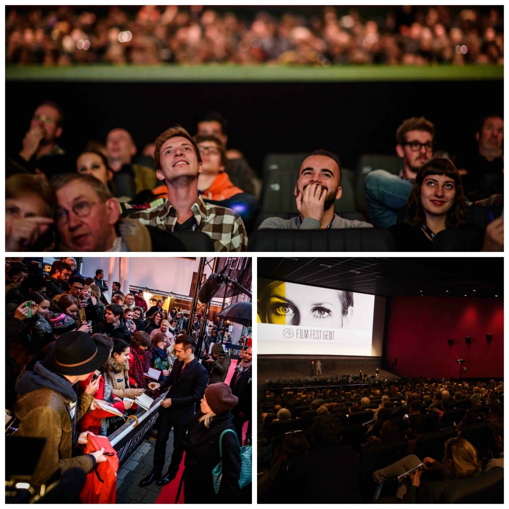 Film Fest Gent 2015 | © Jeroenwillems.be/courtesy of Film Fest Gent