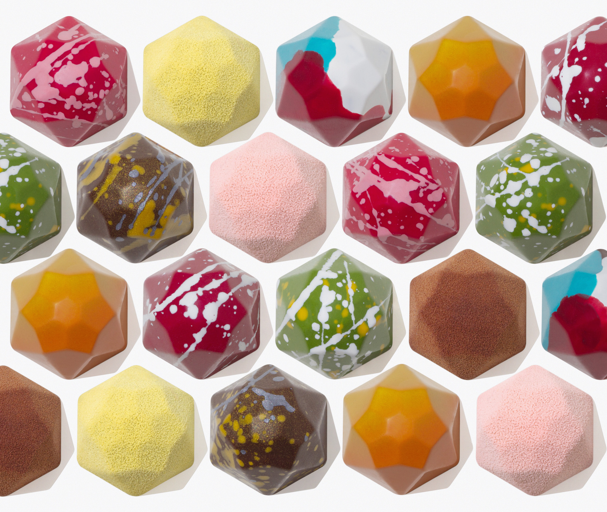 CXBO Classic Collection Hexagons