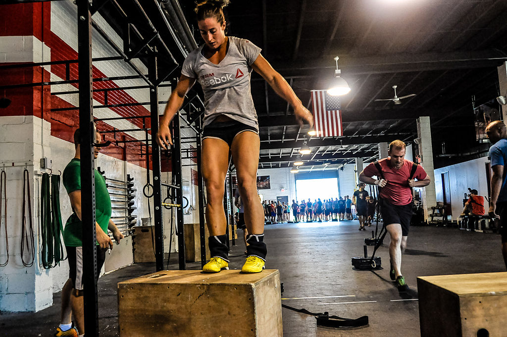 Crossfit   © Rose Physical Therapy Group/WikiCommons