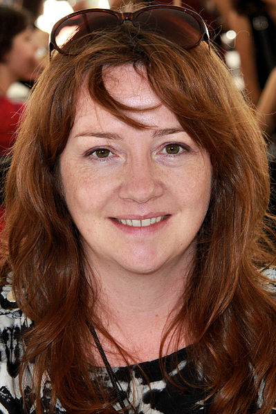 Eimear McBride at the 2014 Texas Book Festival. | ©Larry D. Moore / Wikimedia Commons