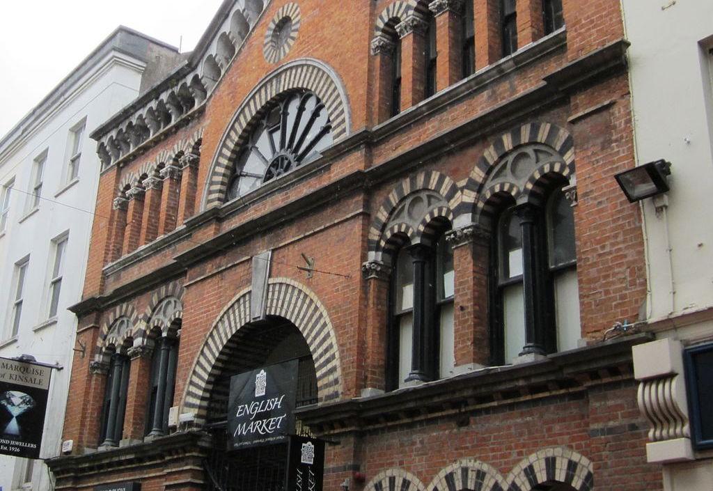 The English Market, Prince's Street entrance | © Klabauter2/WikiCommons