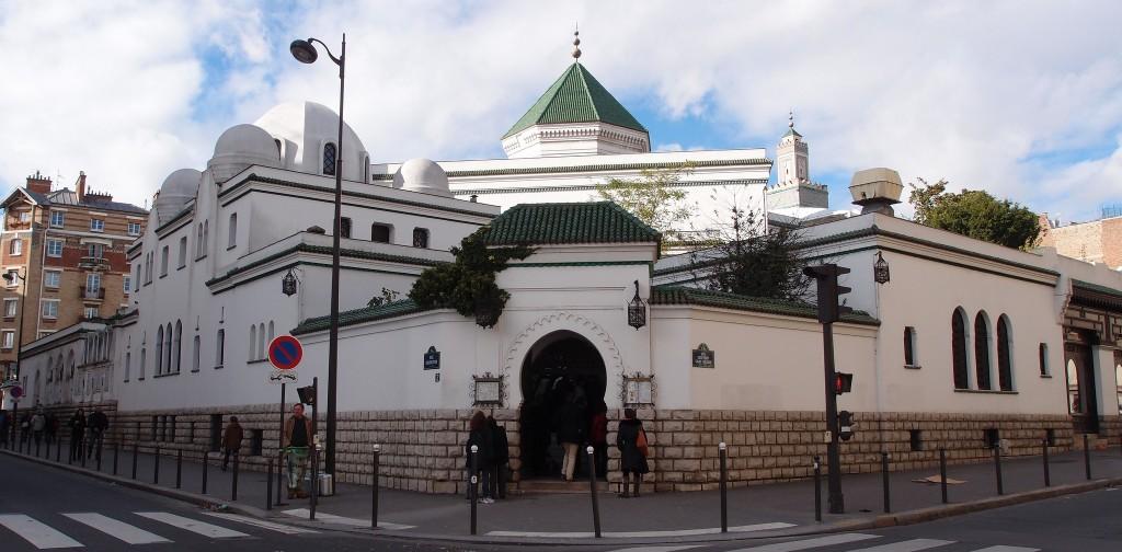 The history of the grande mosqu e de paris in 1 minute - Mosquee de paris salon de the horaires ...