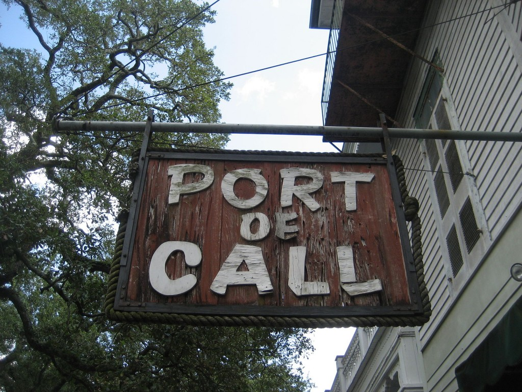 Port of Call | © Infrogmation of New Orleans/WikiCommons