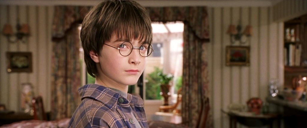 Daniel Radcliffe In Harry Potter And The Philosopher's Stone | © Warner Bros.