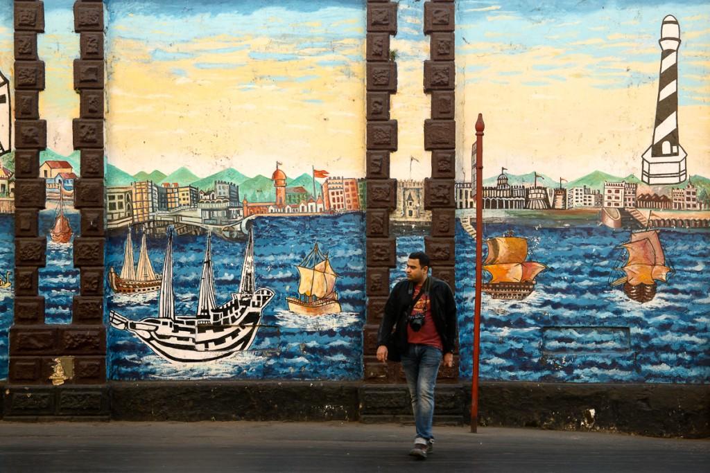 Street Art At Lion Gate Wall ©Elroy Serrao/Flickr