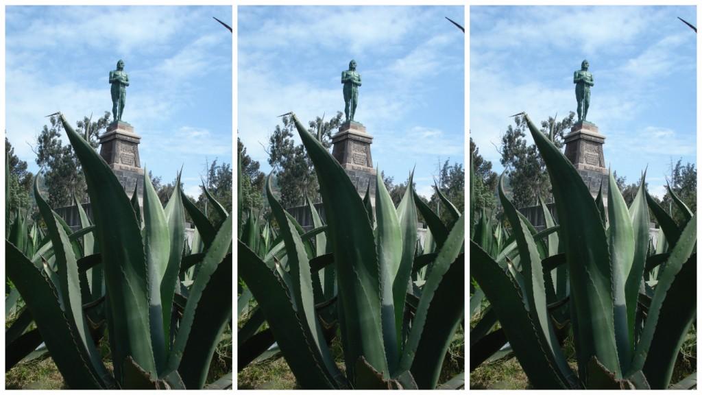 Monumento a Los Indios Verdes | © vladimix/Flickr