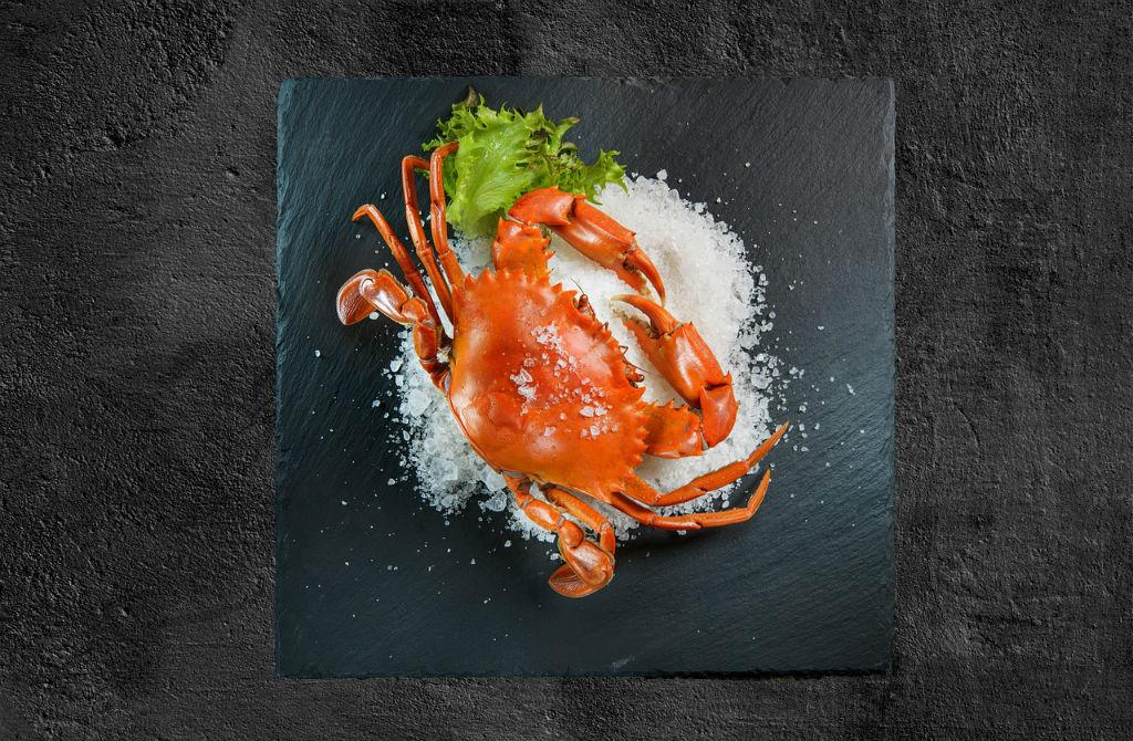 Crab Dish | © duybox/Pixabay