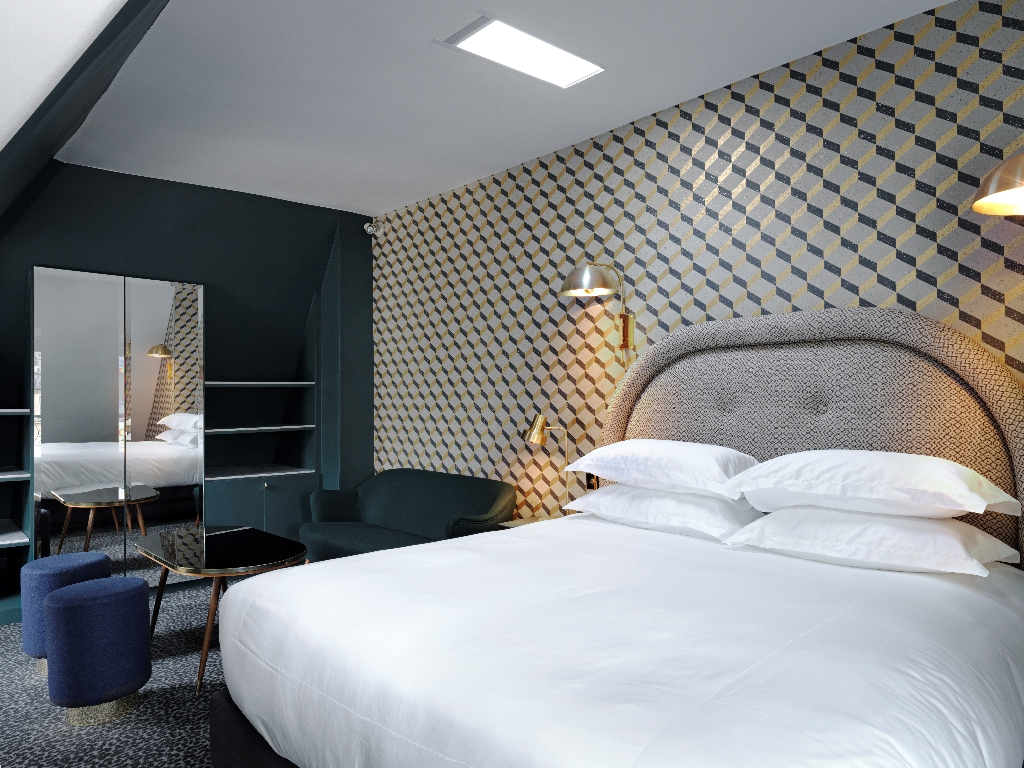 the best new hotels to stay at in paris. Black Bedroom Furniture Sets. Home Design Ideas