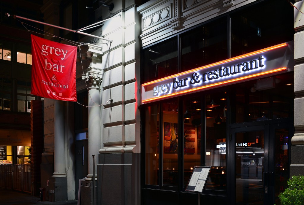 Grey Bar and Restaurant   © Ric Marder Imagery