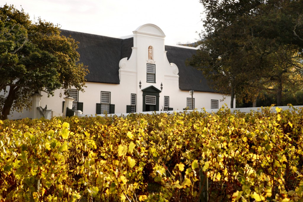 Groot Constantia Manor © Carina Beyer/Courtesy of Iziko Museums