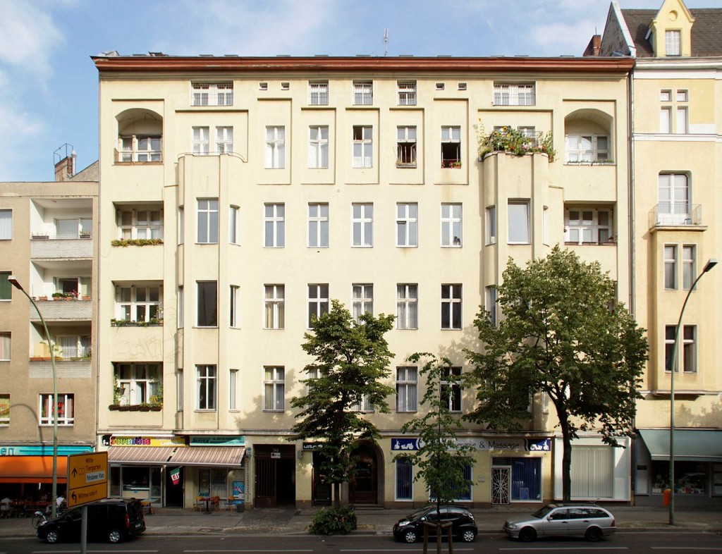 Hauptstraße 155|© Detmar Owen