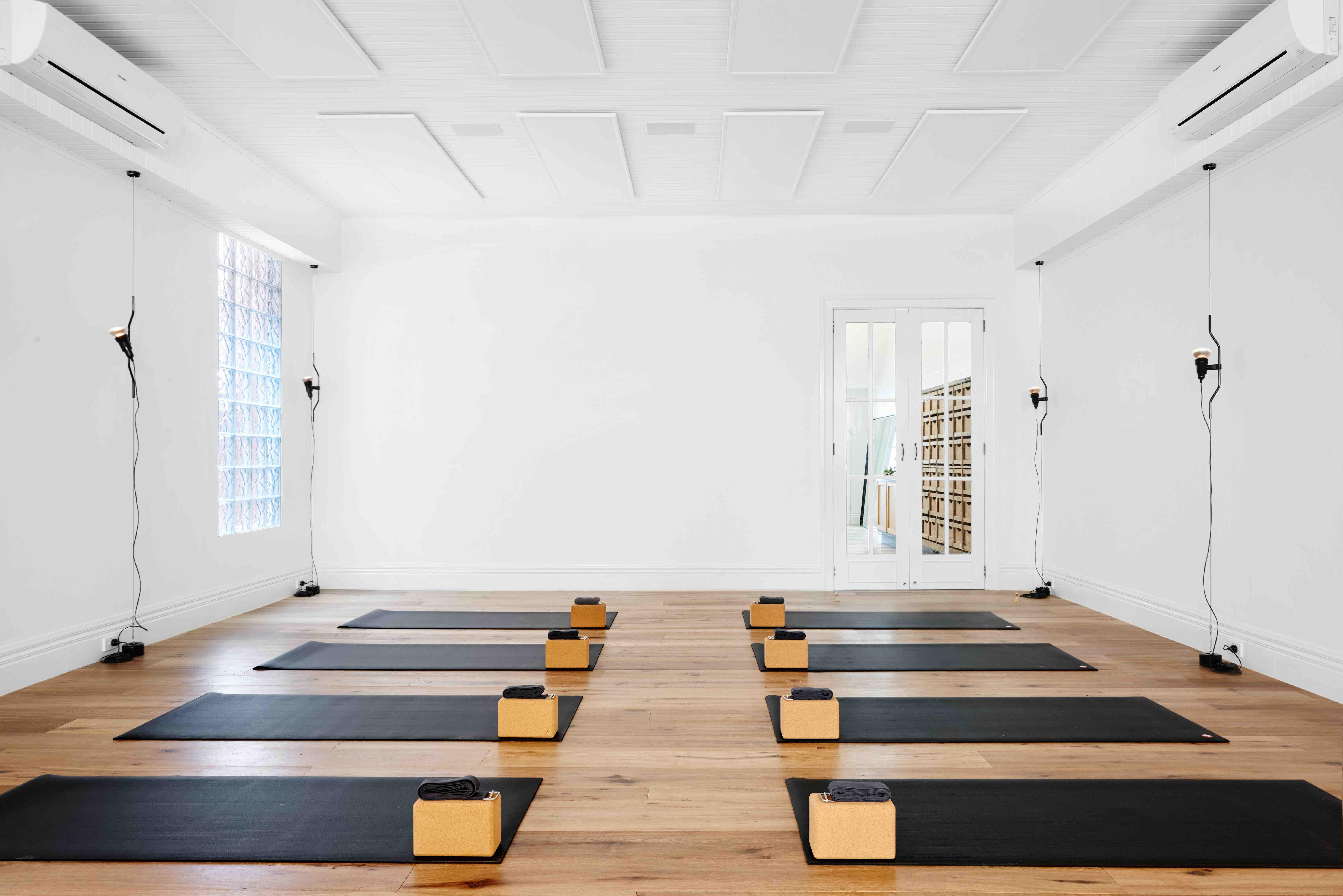 5 Outstanding Yoga Studios In Melbourne