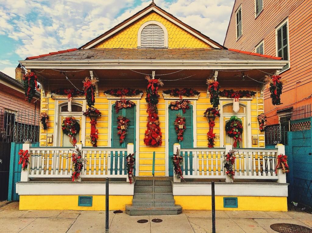 Creole Architecture/Pixabay