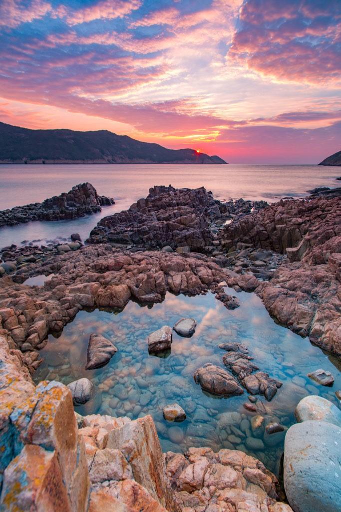 Long Ke Beach, Hong Kong | © Anthony Lau