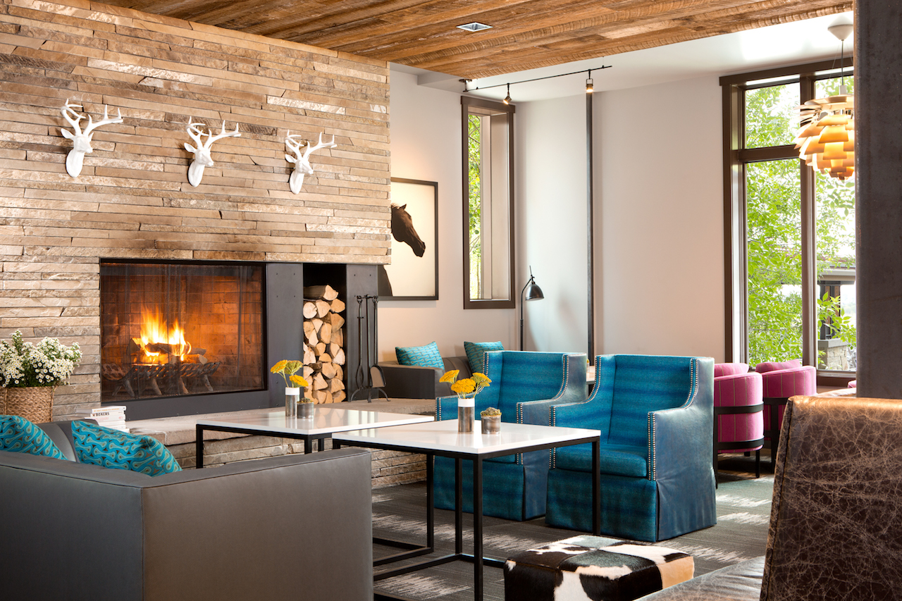 The best boutique hotels in jackson wyoming for Kitchen jackson hole