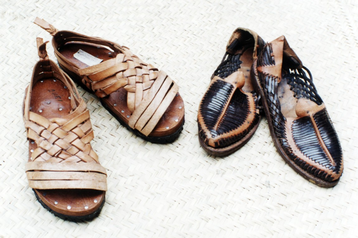 great fit how to buy exquisite design Huarache: How Mexico's Ancient Sandal Evolved Into A Global ...