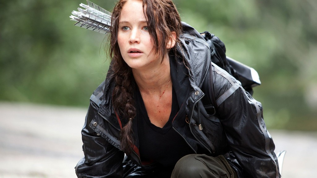 The Hunger Games star Jennifer Lawrence | © Lionsgate