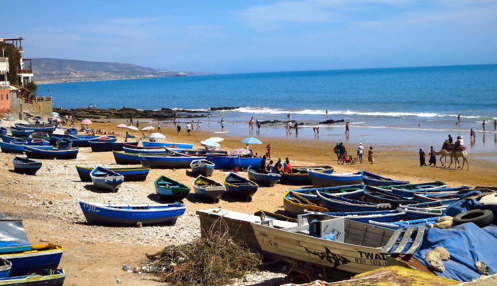 Taghazout Morocco © Mandy Sinclair