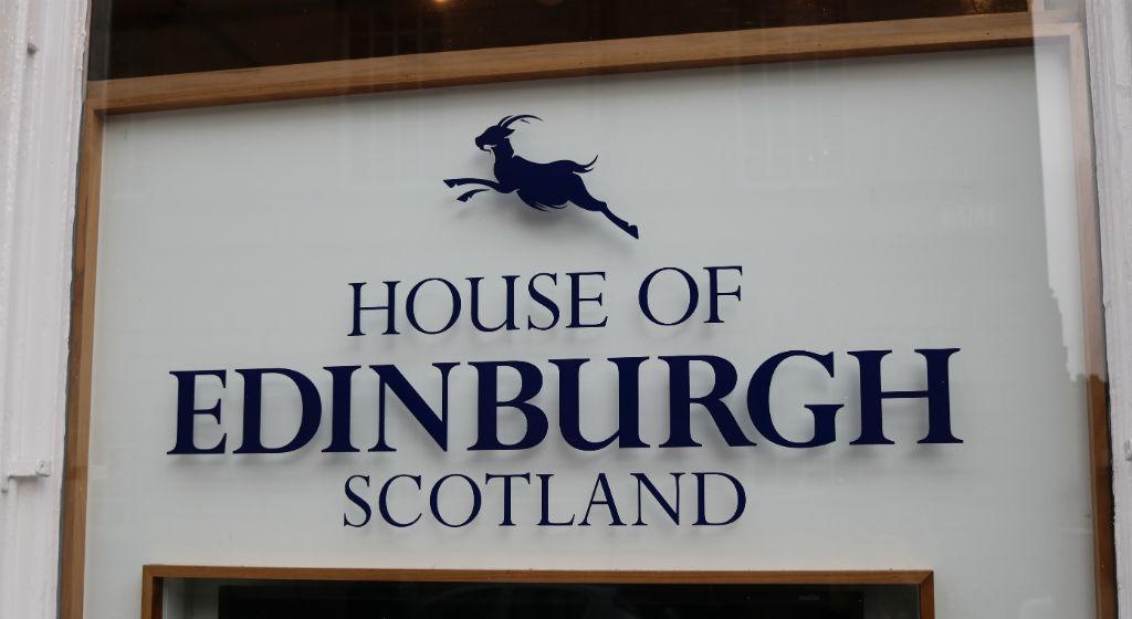 House Of Edinburgh | © Courtesy Of Tori Chalmers