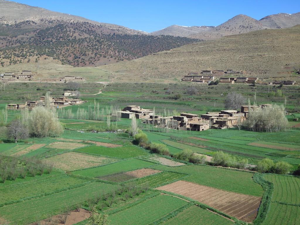 Ait Bougmez Valley © Mandy Sinclair