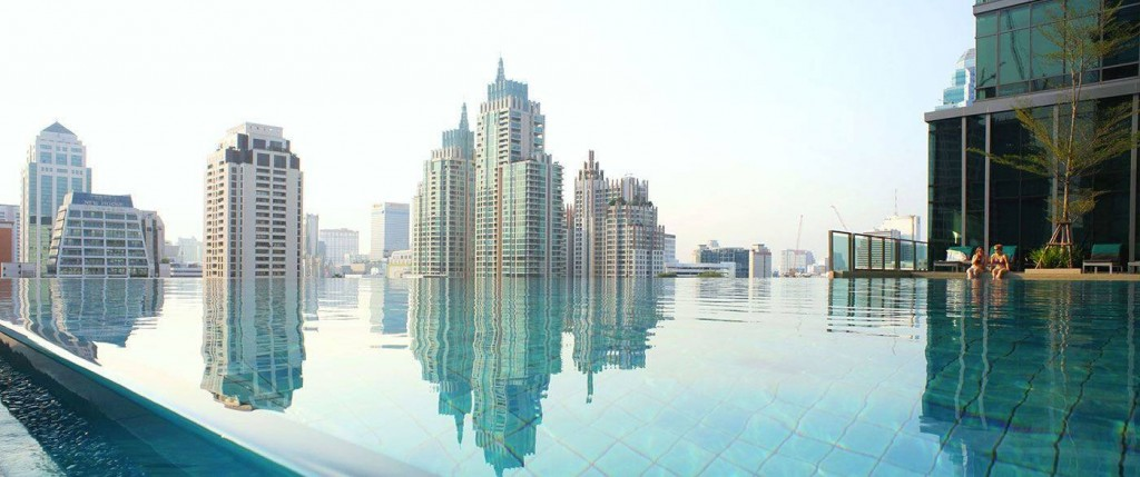 A Guide To Bangkok S Rooftop Pools
