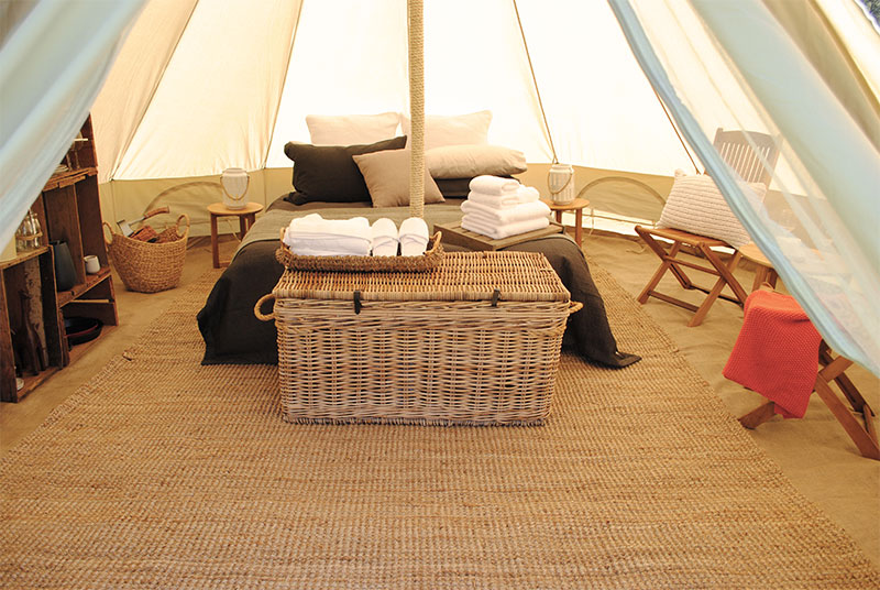 Courtsey Cosy Tents